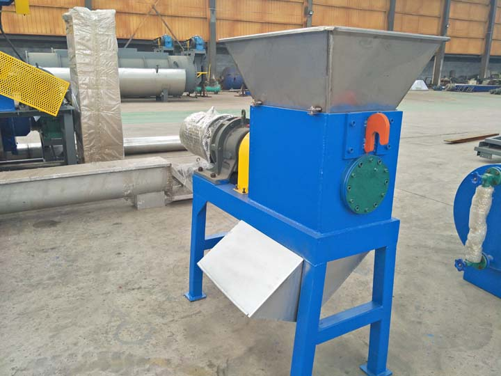 fish crushing machine