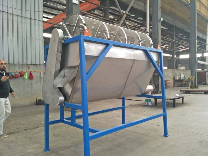 fishmeal processing machine