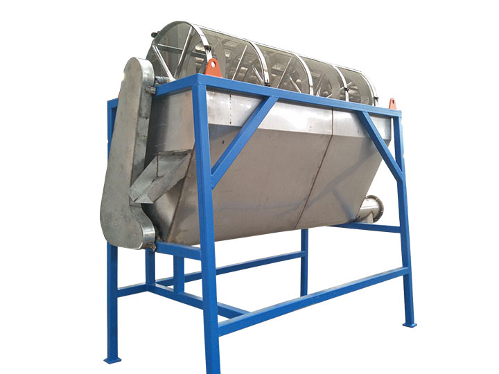 fisfishmeal screening machine