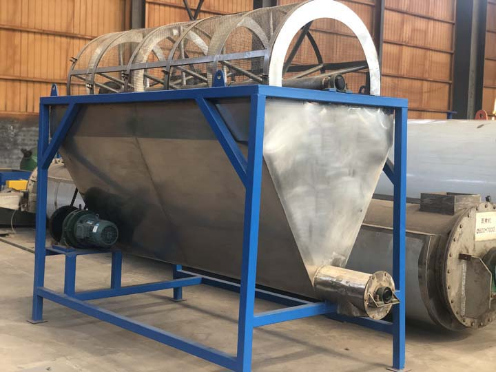 fishmeal screening machine