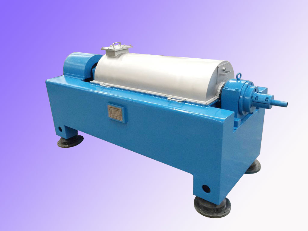oil and water separation cylinder