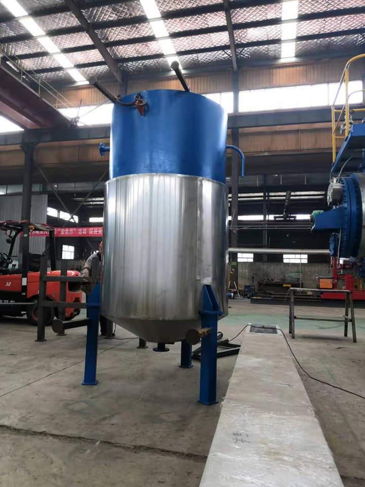 oil-water separation storage tank