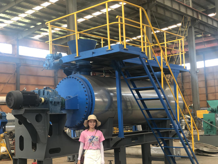 large fish meal equipment