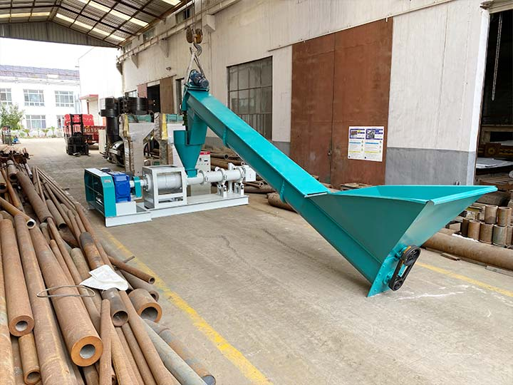 feather meal machine with conveyor
