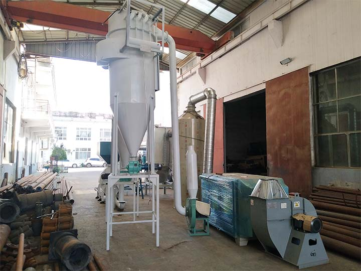 Shuliy feather meal making machine for sale